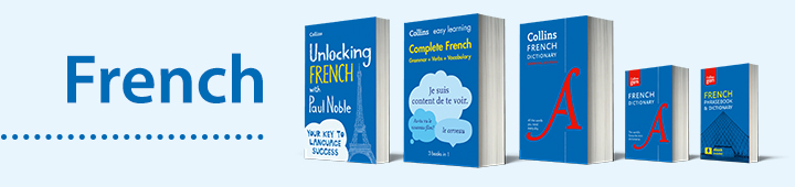French dictionaries & phrasebooks
