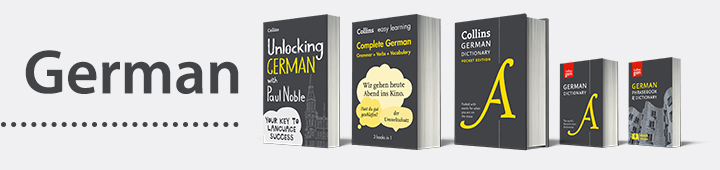 German dictionaries & phrasebooks