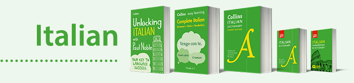 Italian dictionaries & phrasebooks