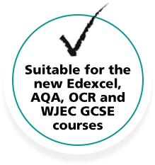 Suitable for the new Edexcel AQA, OCR, and WJEC GCSE courses