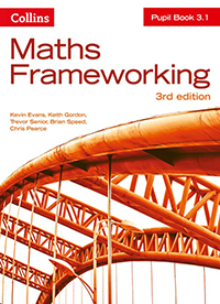 Maths Frameworking - Pupil Book 2.1