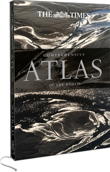 The Times Atlas - 14th Edition