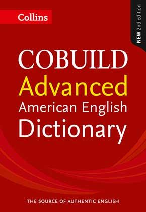 SCollins COBUILD Advanced American English Dictionary