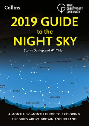 2019 The Night Sky