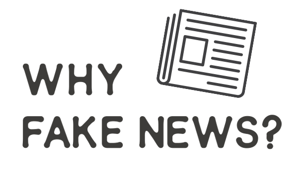 Why fake news?