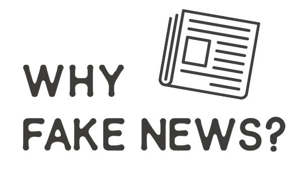 Why fake news?