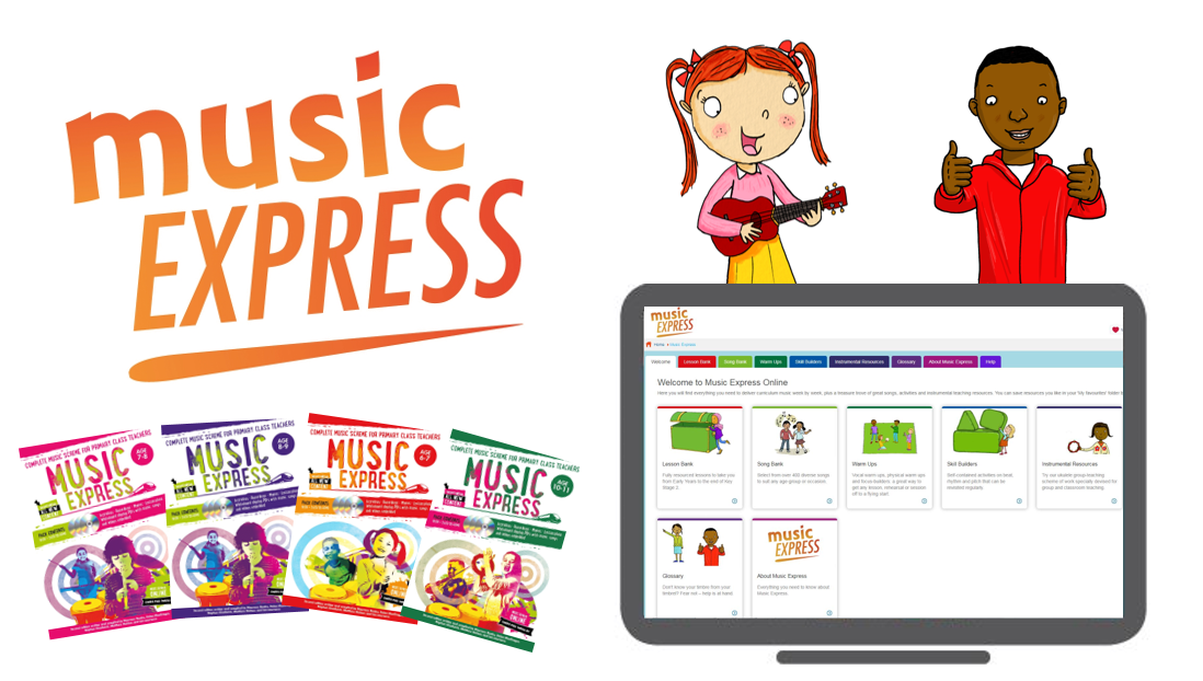 Image result for collins connect music express