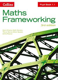 Maths Frameworking - Pupil Book 3.1