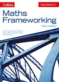 Maths Frameworking - Pupil Book 1.2
